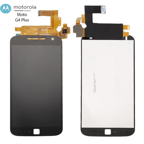 Motorola Moto G4 LCD Display Touch+Screen Digitizer Assembly. REPLACEMENT.