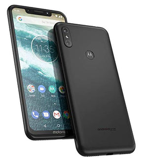 [Certified Used] Motorola One Power P30 Black, 4GB RAM, 64GB 5000mAH
