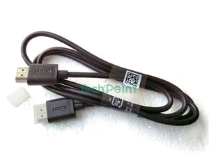 High-Speed HDMI Cable - Black - HDMI to HDMI cable (Male)