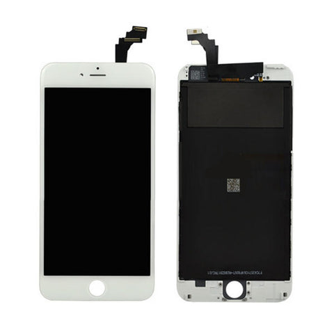 100% original Apple Iphone 6 Plus LCD Display+Touch Screen Replacement Digitizer White & Black