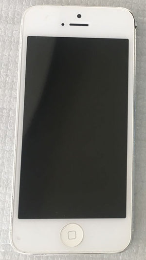 Apple iPhone 5 16GB | Silver - Used [ Real Pics] - New Battery