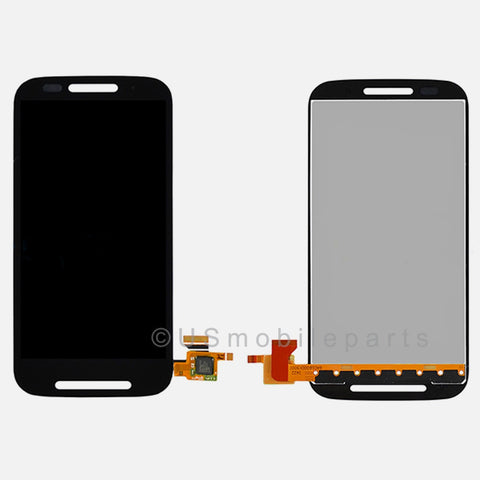 LCD Display Screen Digitizer Full Assembly For Motorola MOTO E 1st Gen