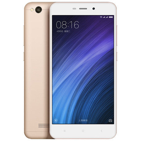Xiaomi Redmi 4A - 16GB | 2GB RAM UNBOXED Like New | 13MP Cam | Dual Sim | Gold