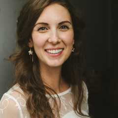 Lace and Scone founder Danielle Voisin
