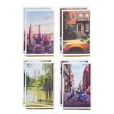The City Life: Boxed Set of 8 Cards
