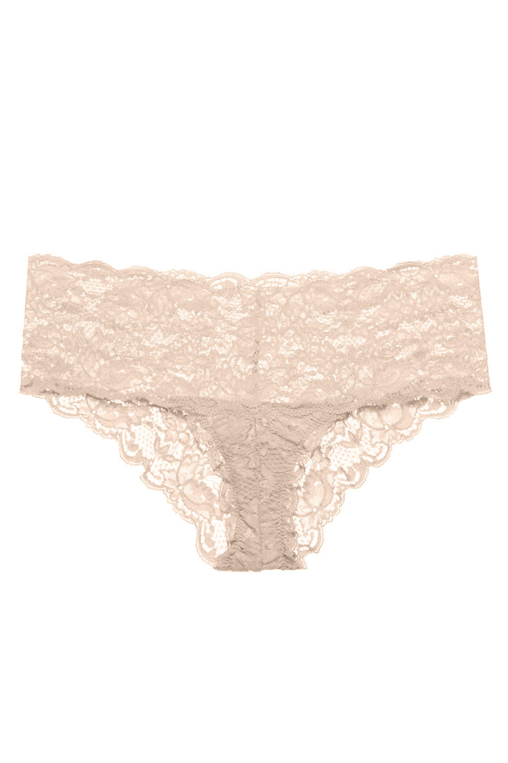 Black Never Say Never Hottie Lace Hotpant