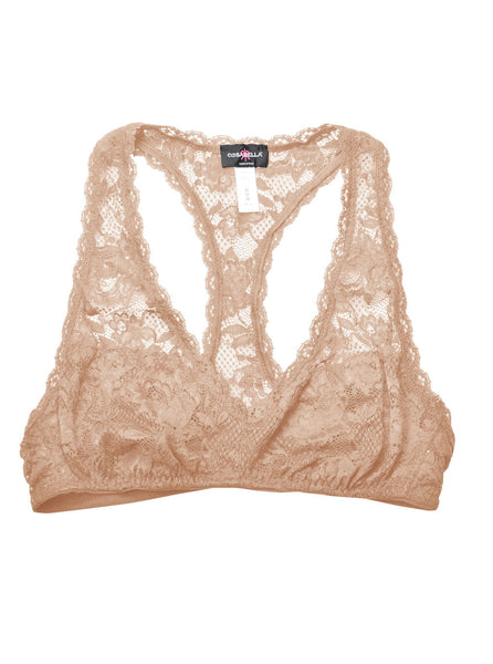 Blush Never Say Never Racie Racerback Lace Bra