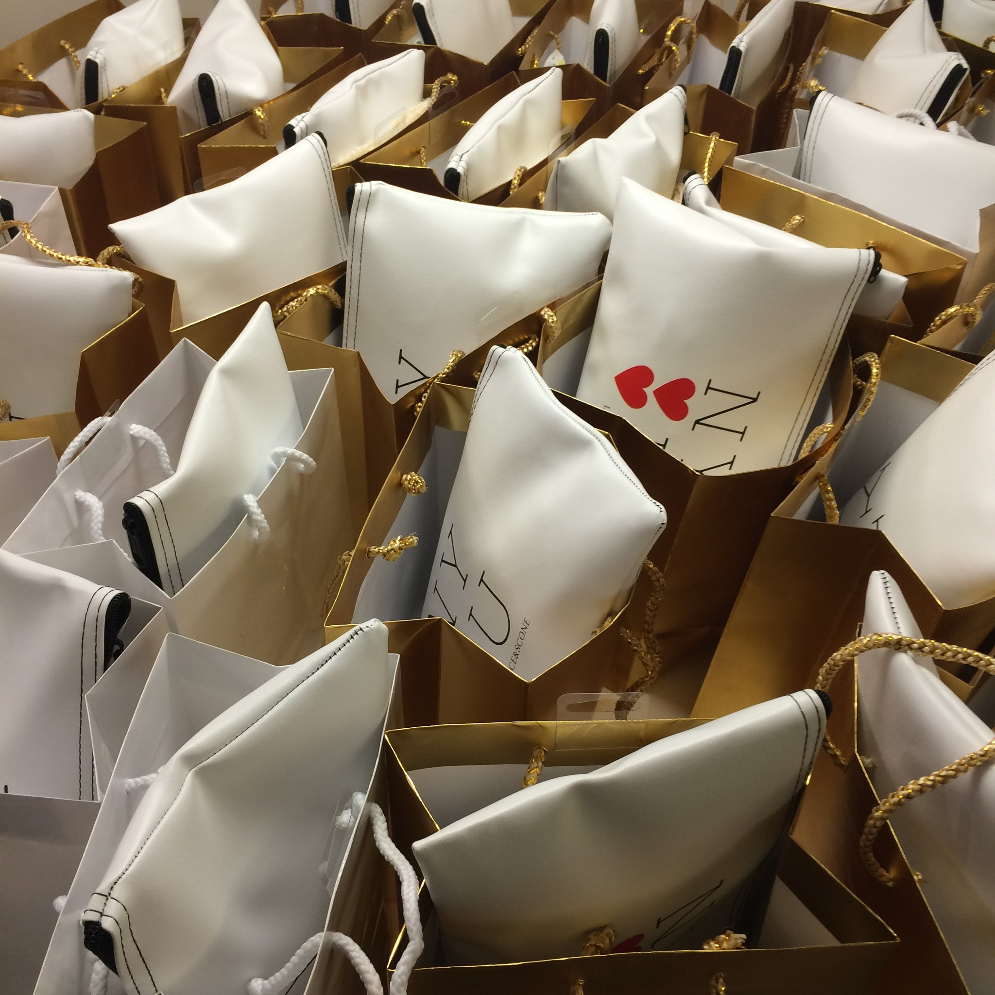 Lace and Scone donates NYHeartsU homeless care kits