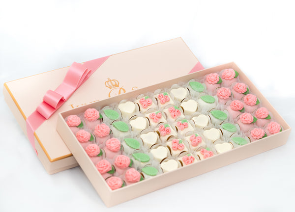 50 Chocolates Box – Mother's Day Collection