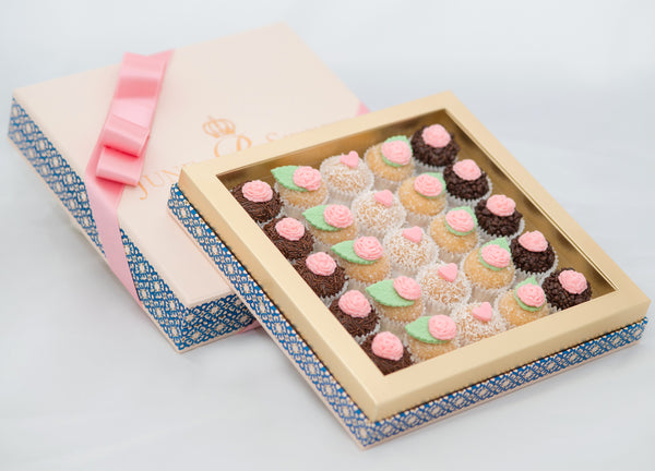 25 Brigadeiros Box – Mother's Day Collection