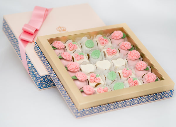 25 Chocolates Box – Mother's Day Collection