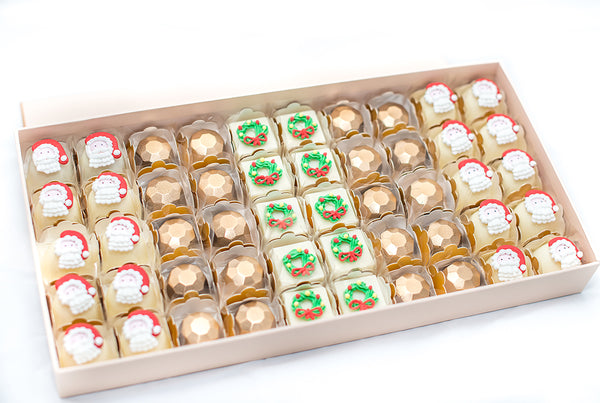Holiday 50 Chocolates Box