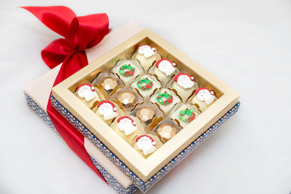 Holiday 16 Chocolates Box