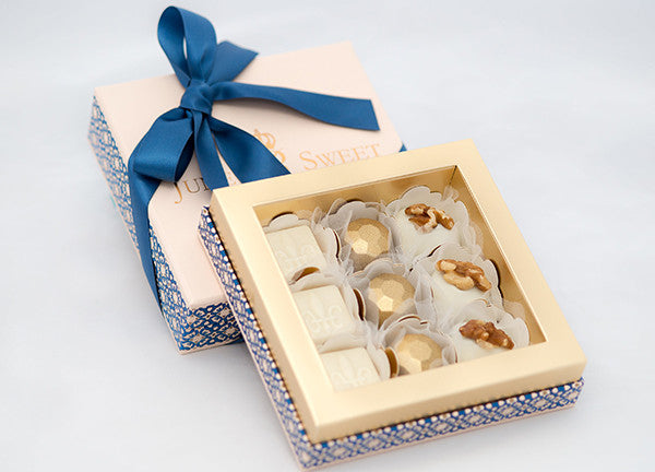 9 Chocolates Box