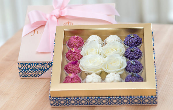 16 Brigadeiros – Mother's Day Rose Collection