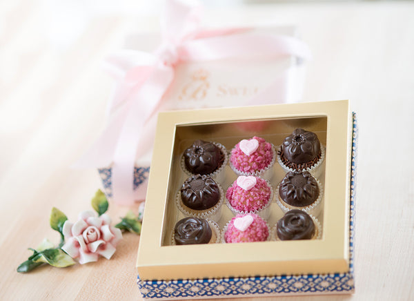 9 Brigadeiros – Mother's Day Chocolate