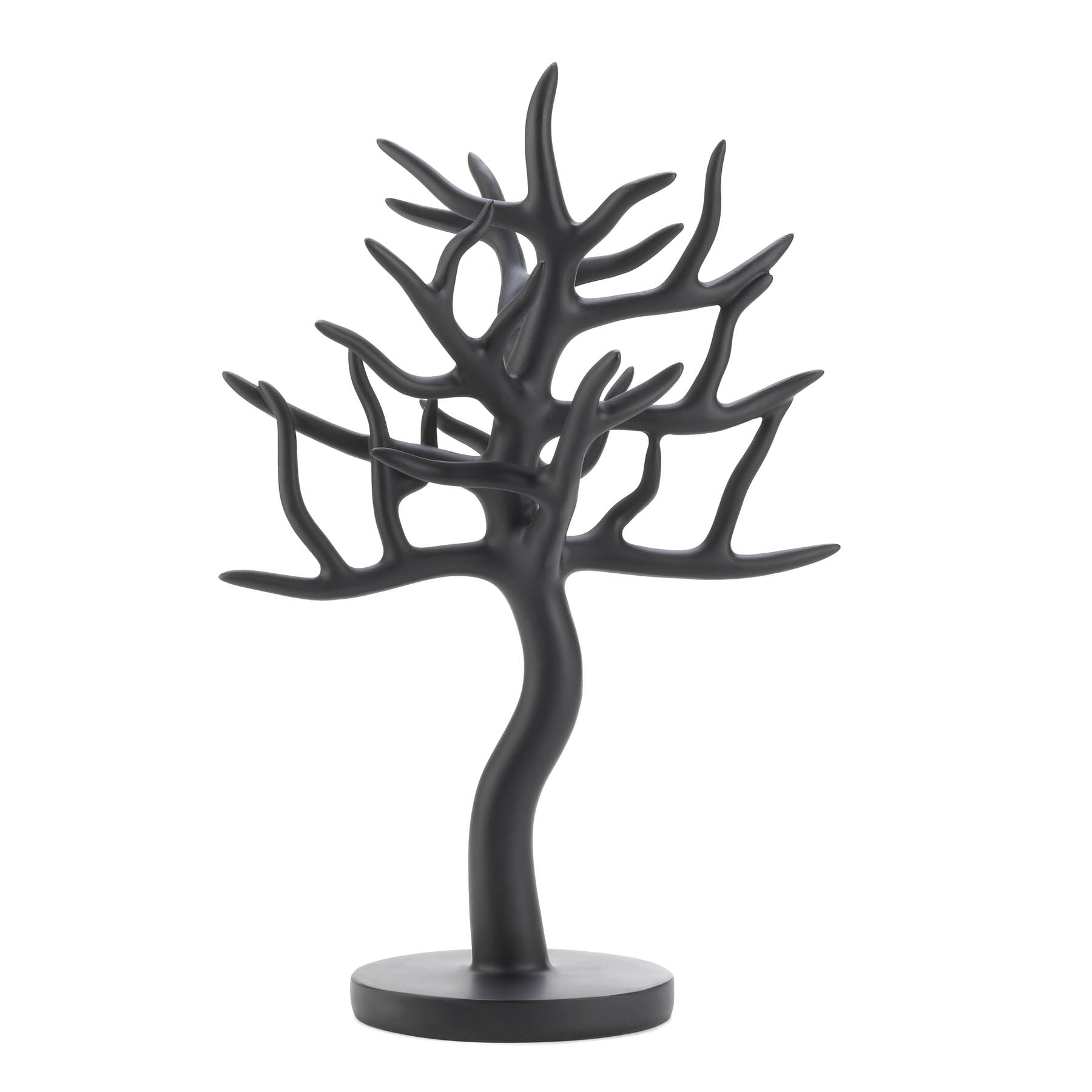 Accent Plus Black Tree Jewelry Stand - 10015365