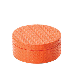 Accent Plus Orange Keepsake Box Trio - 10015407