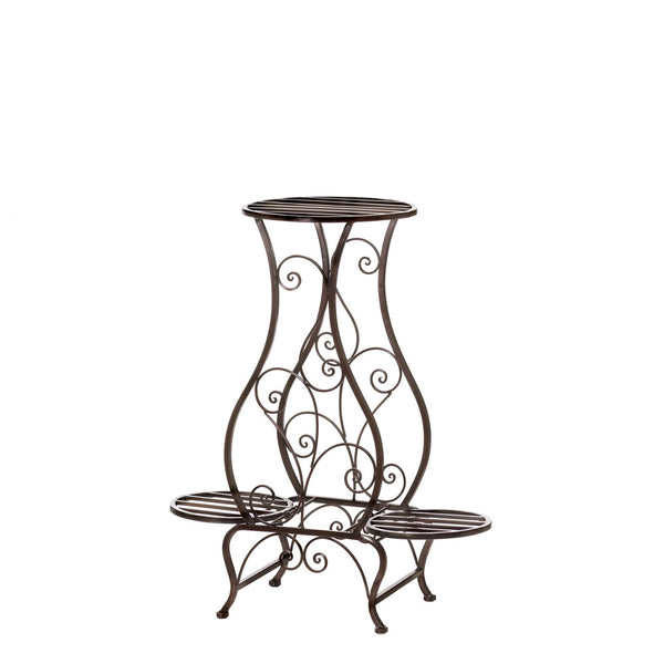 Summerfield Terrace Hourglass Triple Plant Stand - 10015848