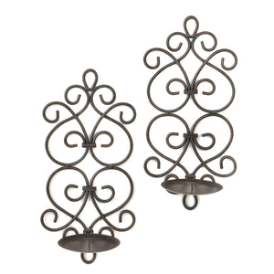 Gallery of Light Scrollwork Wall Sconces - 10015959