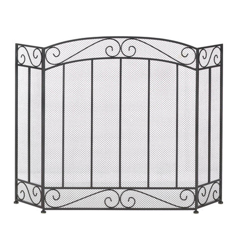 Accent Plus Classic Fireplace Screen - 10016007