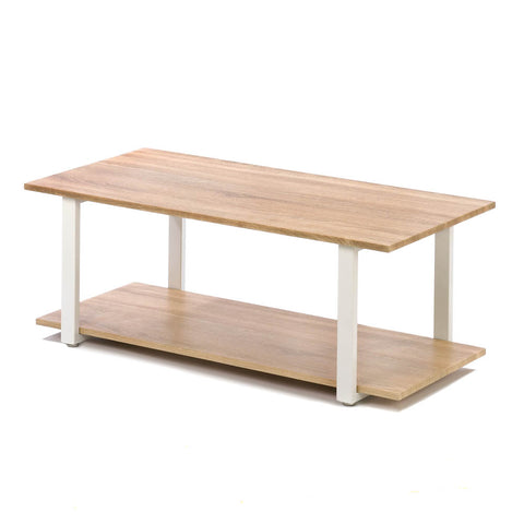 Accent Plus Contemporary Cottage Coffee Table - 10016090