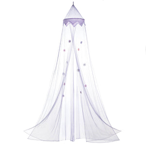 Accent Plus Magical Purple Bed Canopy - 10016379