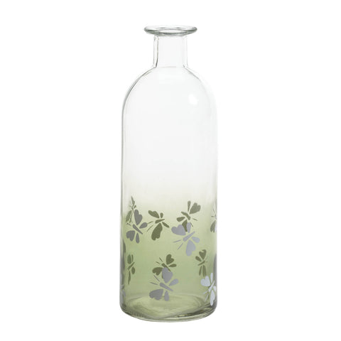 Accent Plus Apothecary Style Glass Bottle - Medium - 10016792