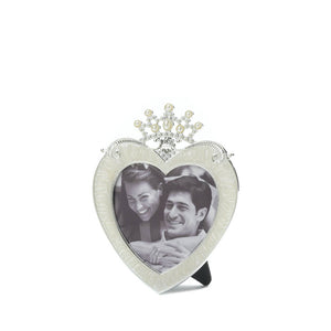 Accent Plus Crown Heart Frame 3X3 - 10016950