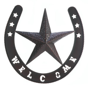 Accent Plus Lonestar Welcome Wall Decor - 10016999