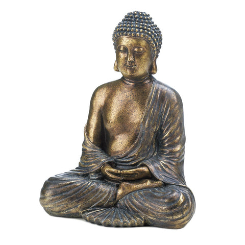 Accent Plus Sitting Buddha Statue - 10017005