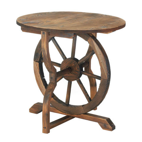 Summerfield Terrace Wagon Wheel Table - 10017257