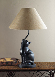 Gallery of Light Curious Cat Lamp - 10017446