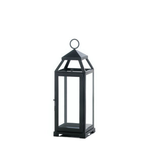 Gallery of Light Medium Lean & Sleek Candle Lantern - 10017653