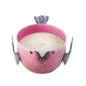 Sunrise Creek Pink Berry Sorbet Birdie Candle - 10017666