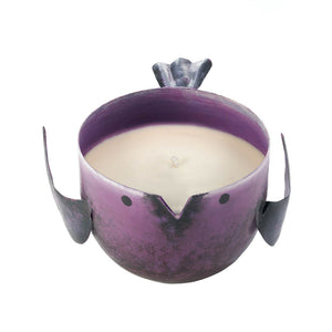 Pomegranate Birdie Candle