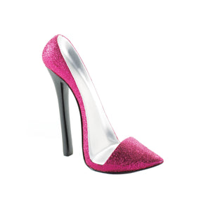 Accent Plus Pink Shoe Phone Holder - 10017718