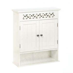 Accent Plus Ivy Trellis Wall Cabinet - 10017748