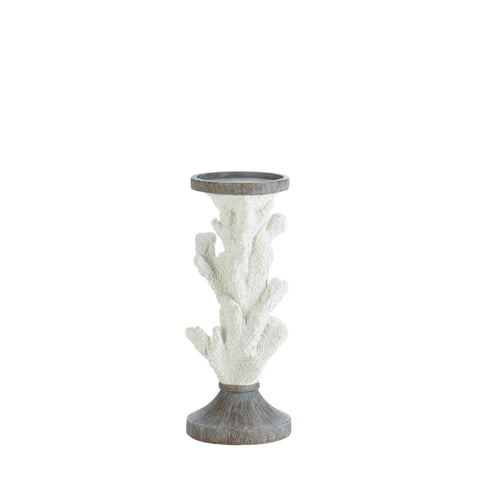 Gallery of Light Coral Candleholder - 10017846