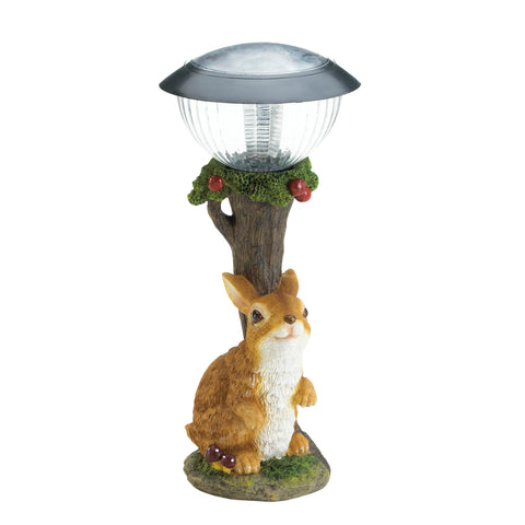 Summerfield Terrace Rabbit Solar Garden Path Light - 10017857