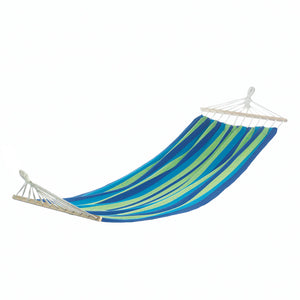 Summerfield Terrace Bahama Blue Stripe Single Hammock - 10017918