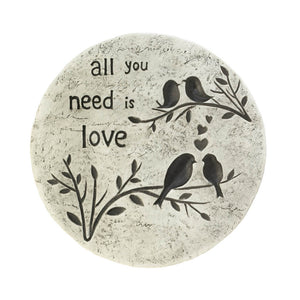 Summerfield Terrace All You Need Is Love Stepping Stone - 10017998
