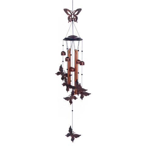 Summerfield Terrace Fluttering Butterflies Wind Chimes - 10018222