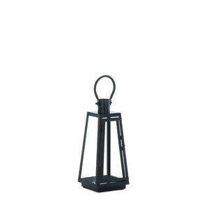Gallery of Light Small Black Exploration Lantern - 10018350