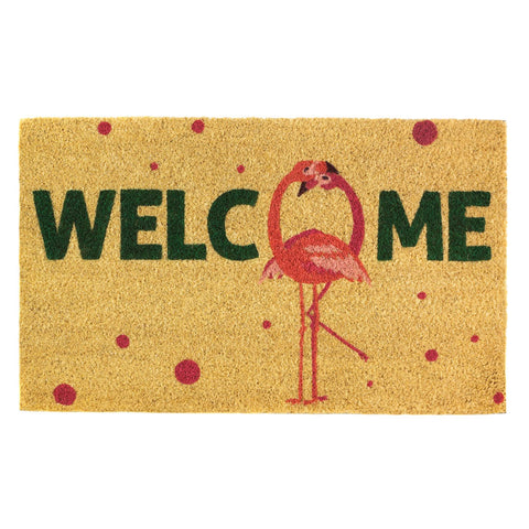 Summerfield Terrace Flamingo Fun Doormat - 10018568