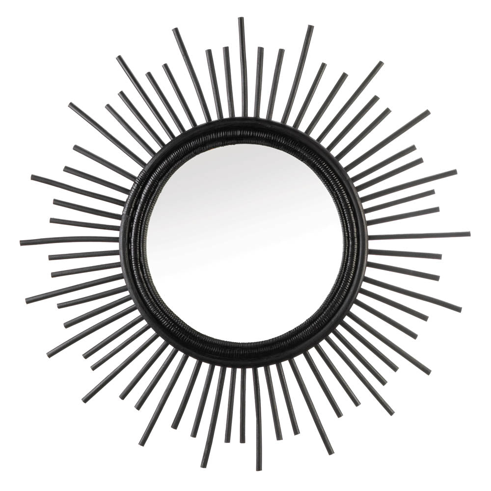 Accent Plus Rattan Wall Mirror - 10018725