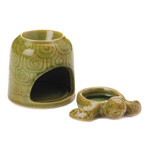 Fragrance Foundry Green Turtle Oil Warmer - 10018755