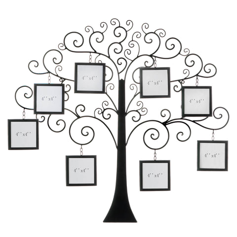 Accent Plus Family Tree Photo Wall Decor - 10018768
