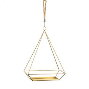 Summerfield Terrace Hanging Plant Holder With Rectangle Base - 10018888