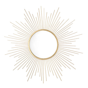 Accent Plus Small Golden Rays Mirror - 10018890